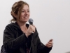 Kael Alford speaks to her class during Foundry Photojournalism Workshop in Buenos Aires. Courtesy, © Suzie Katz 2011