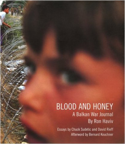 """Cover of """"Blood and Honey"""""""