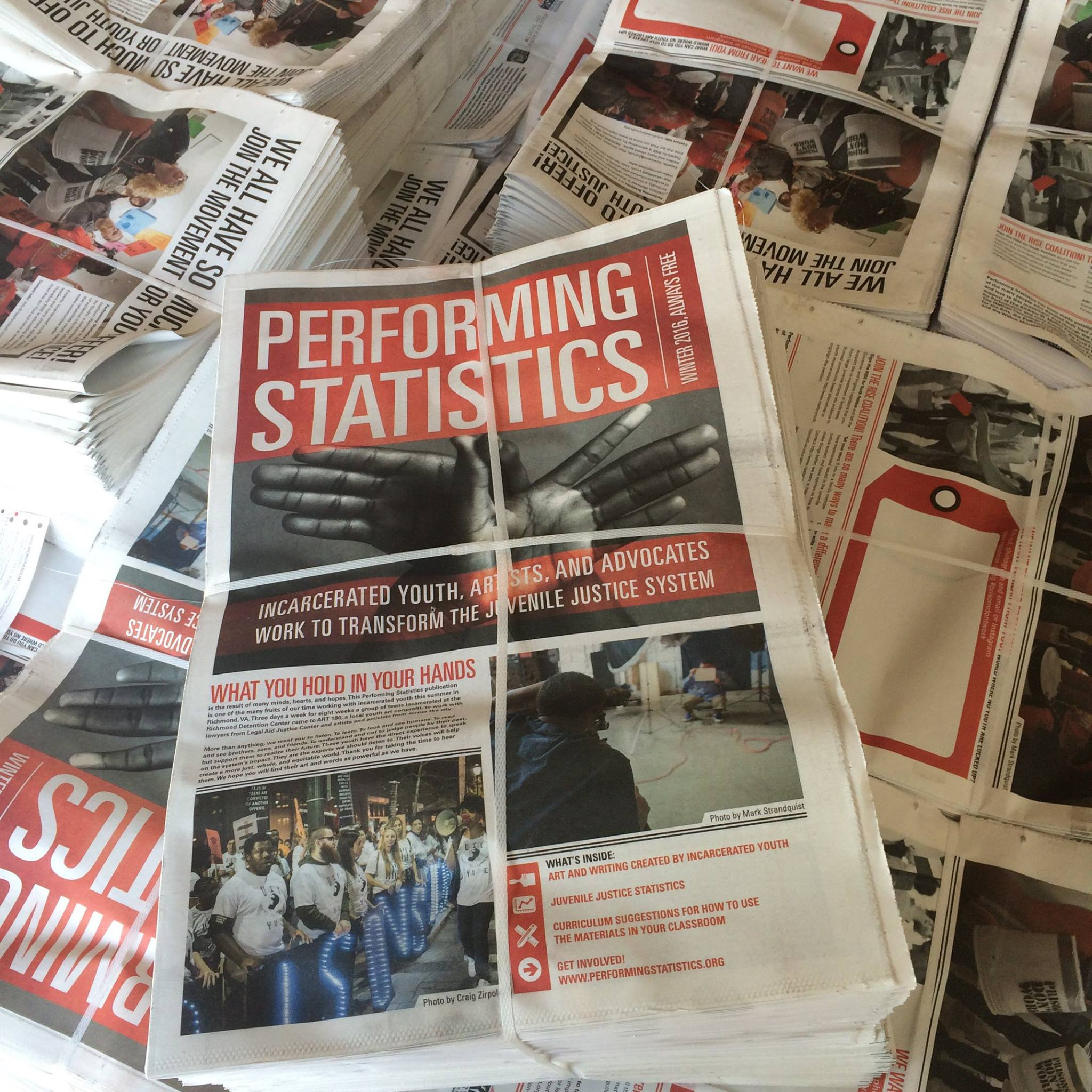 Performing Statistics